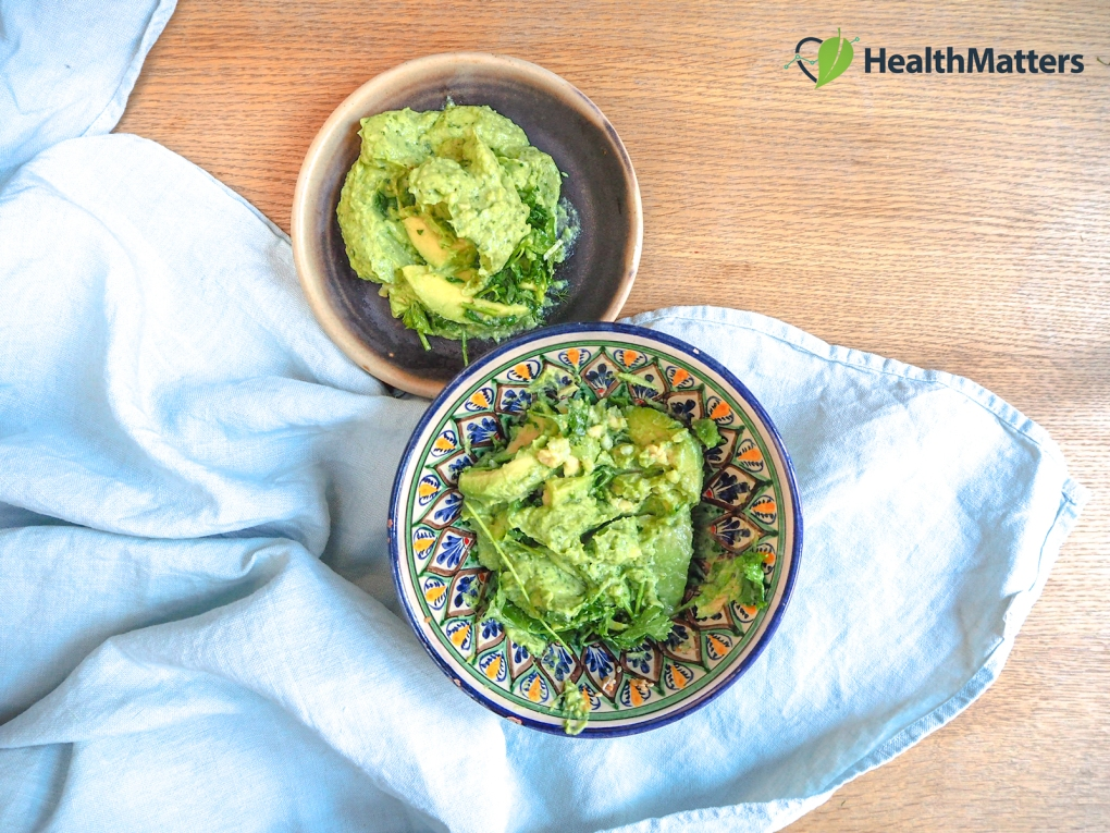 guacamole health benefits