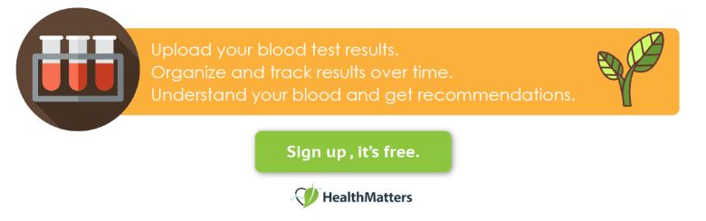 understand your blood test results