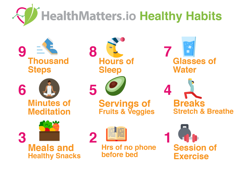 healthyhabits