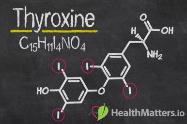 thyroxine thyroid t4 free range high low normal