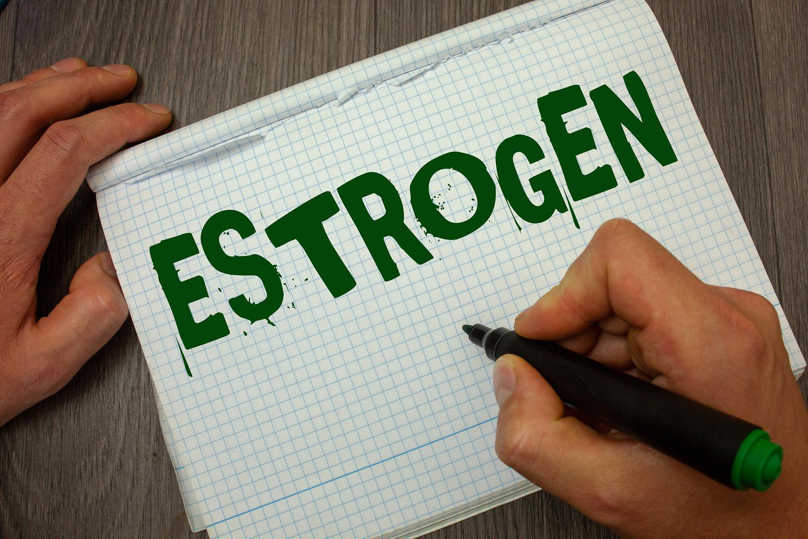 male estrogen men meaning high low results