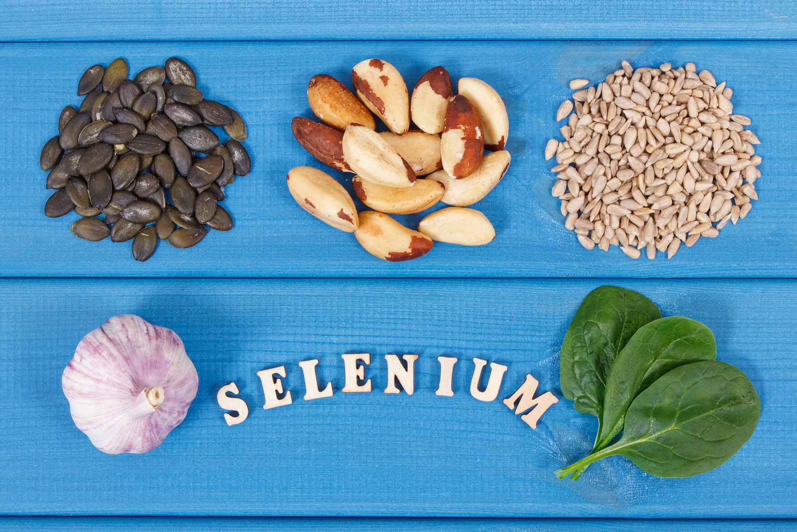 selenium genova high low treatment meaning interpretation